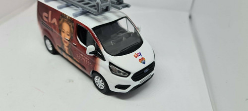 1/43 Code3 Sky Catherine the Great Greenlight diecast transit custom