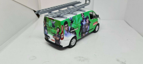 1/43 Code3 Sky Brassic Greenlight diecast transit custom