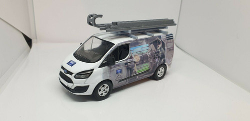 1/43 Code3 Sky Jurassic world Greenlight diecast transit custom