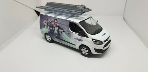 1/43 Code3 Sky Patrick Melrose Greenlight diecast transit custom