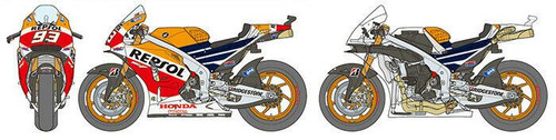 Tamiya 1:12 scale Repsol Honda RC213V