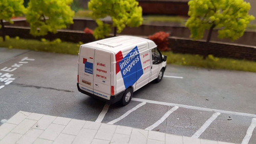 1/76 Code 3  Oxford Diecast Ford Transit  Interlink