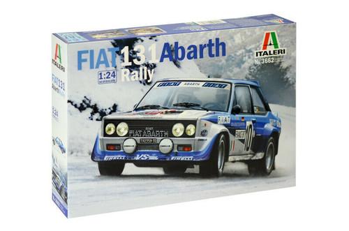 Italeri 1:24 3662 FIAT 131 Abarth Rally
