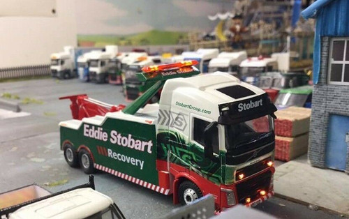 1/76 Code3 Eddie Stobart recovery DECALS ONLY For Oxford Diecast Recovery trucks