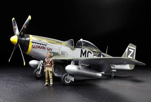 Tamiya 1:32 scale North American P-51D Mustang