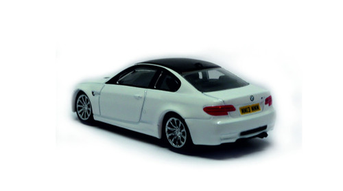 BMW M3 Coupe Mineral White 76M3001