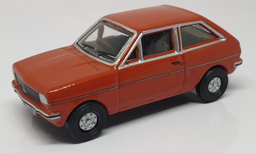 Ford Fiesta MK1 Terracotta 76ff006