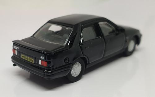 Ford Sierra Sapphire Ebony Black 76FS001