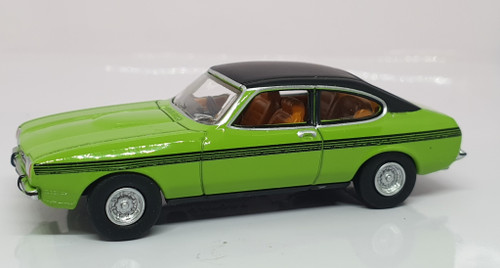 Ford Capri MKII Lime Green 76CPR001
