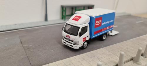 1:76 Code 3 Hino Argos Delivery Van (Pre Order)
