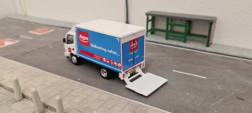 1:76 Code 3 Hino Argos Delivery Van