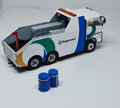 1:76 Code 3 Hino Stagecoach Recovery truck
