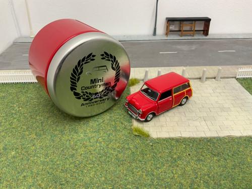1:50  AUSTIN Mini Countryman Red (Pre Order)