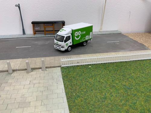1:76 Code 3 Hino AO Delivery Van (Pre Order)