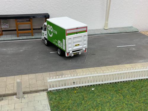 1:76 Code 3 Hino AO Delivery Van