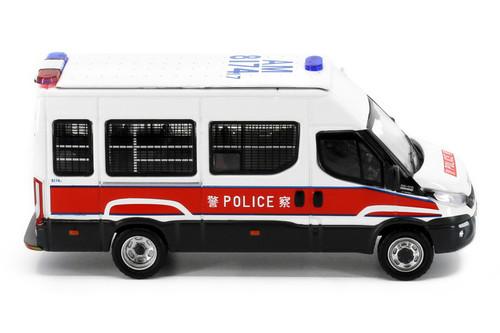 1:76 IVECO Daily Police Patrol van (Pre Order)