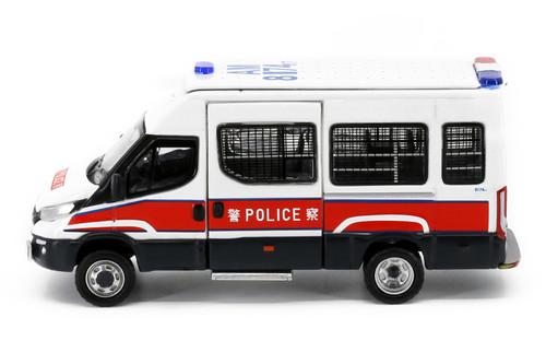 1:76 Tiny City IVECO Daily Police Patrol van