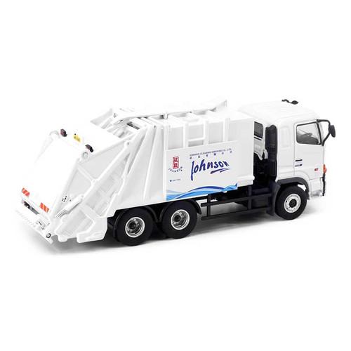 1:76 HINO 700 Refuse Truck Johnson (Pre Order)