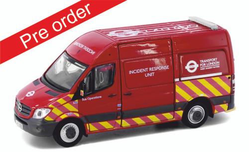 Mercedes-Benz Sprinter London Transport Van (Pre Order)