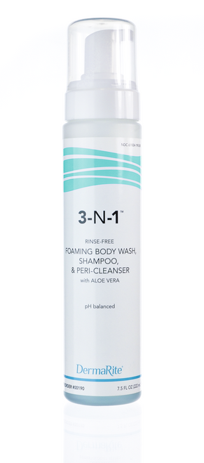 3-N-1™ Cleansing Foam