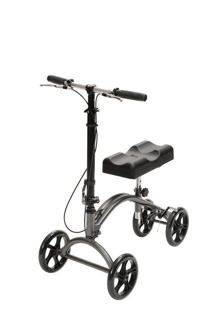 DV8 STEERABLE ALUMINUM KNEE WALKER