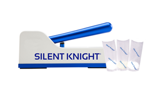 New Silent Knight® pill crusher