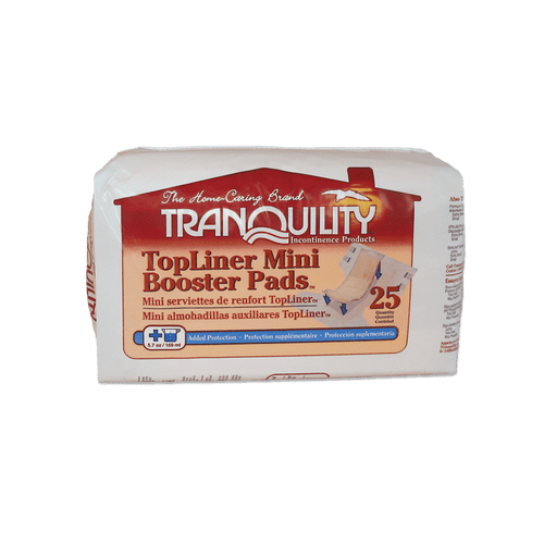 Tranquility TopLiner® Mini Booster Pad