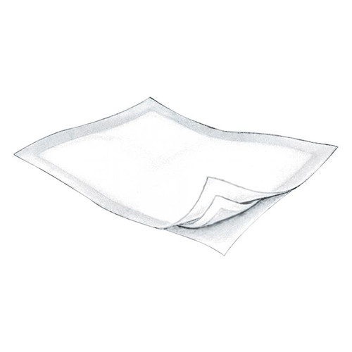 Covidien Curity Infant Crib Liner, 10x14 (600 Case)