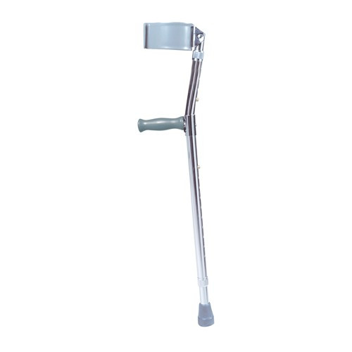 STEEL FOREARM CRUTCHES, YOUTH