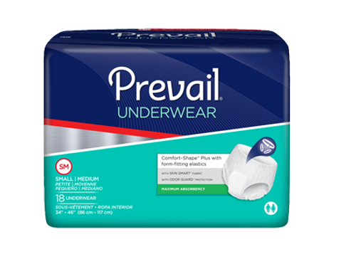Prevail® Maximum Underwear
