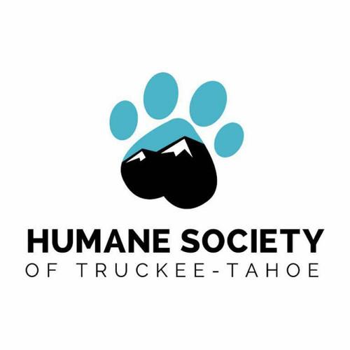Humane Society of Truckee-Tahoe logo.