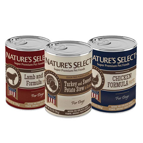 Nature's Select Canned Variety Pack