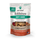 Photo of the front side of the 7.5-oz bag of Pet Releaf Large Breed Soft Chew Edibites - Sweet Potato Pie.
