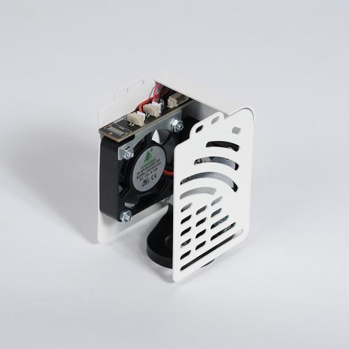 Craftbot Flow IDEX White Extruder Fan Right