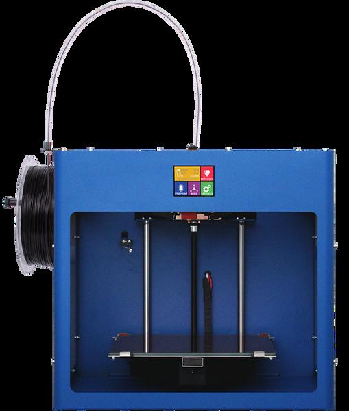Craftbot Plus Pro Blue