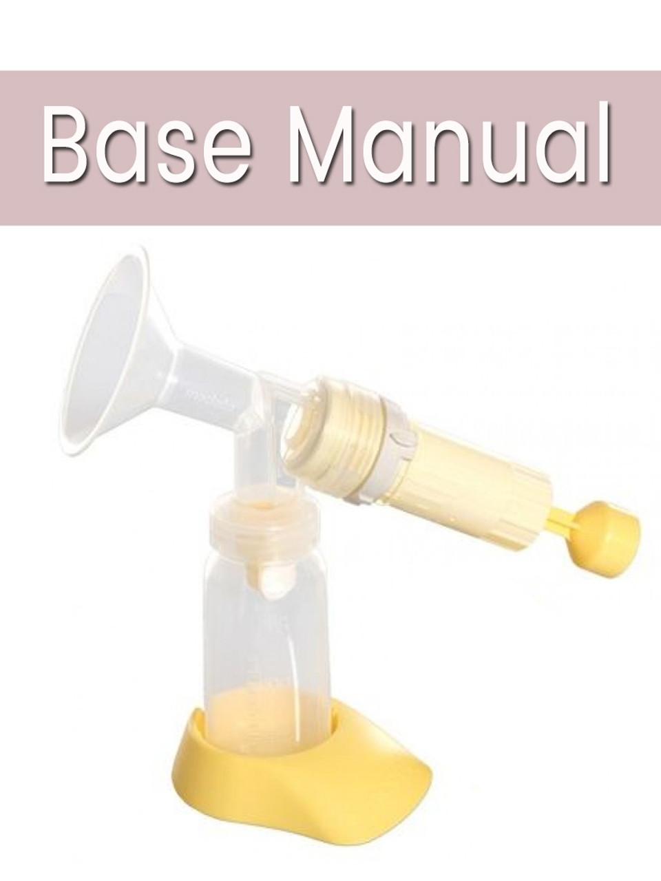 Medela Manual Breast Pump Parts Order Online At Breastmates Nz