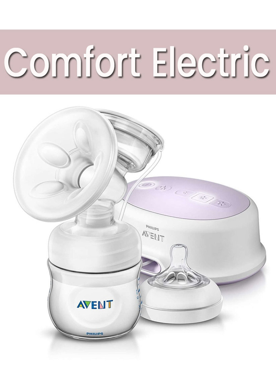 Philips Avent Comfort Electric Breast Pump Spare Parts Order