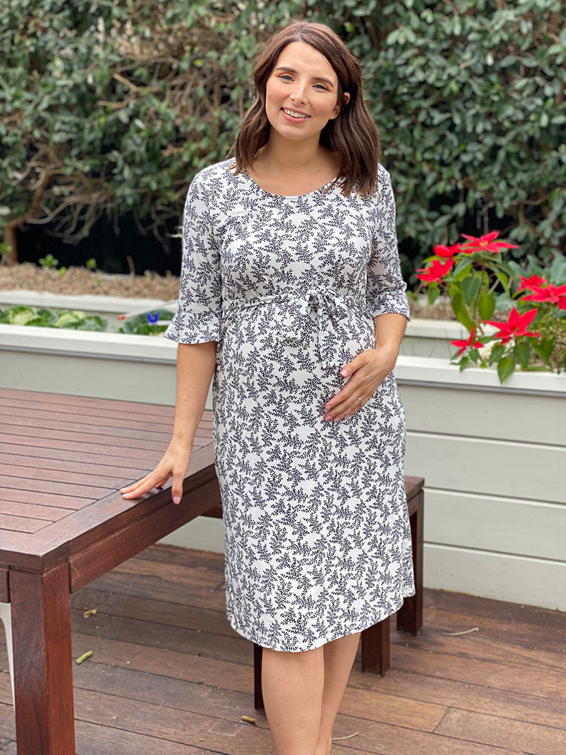 Breastfeeding Dresses Maternity Dress Breastmates Online Store Nz