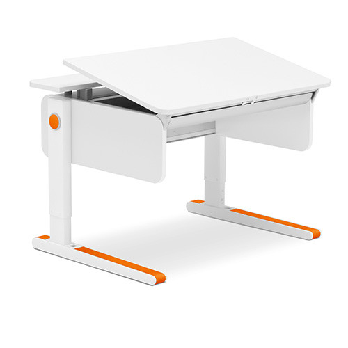 MOLL CHAMPION COMPACT WHITE DESK ONLY