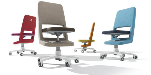 MOLL S9 DESIGN SWIVEL CHAIR