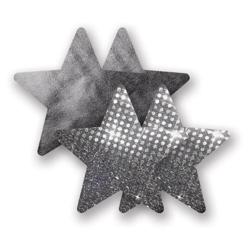 Bristols 6 - Night Fever A/B Dark Silver Stars
