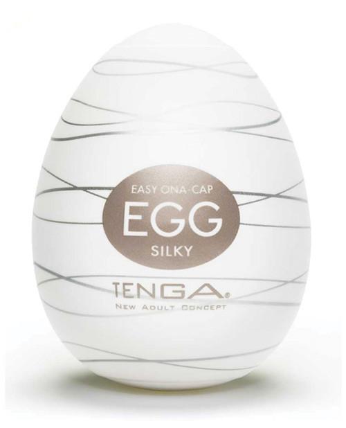 Egg - Silky