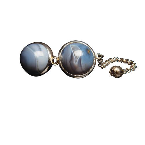 Luz de la Riva Maleva & Malonga Chinese Balls - Agate Stone