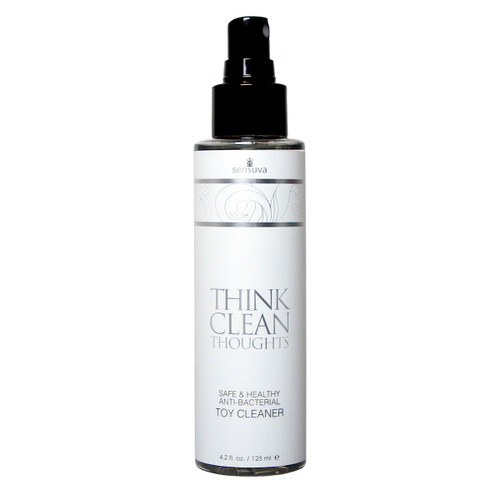 Think Clean Thoughts Toy Cleaner 4.2oz