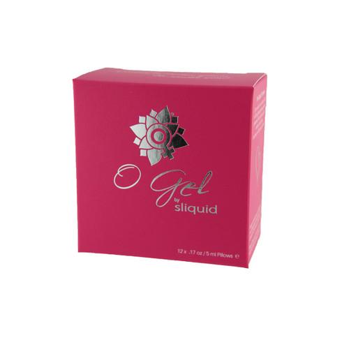 Sliquid Organics O Gel Cube 6 pk