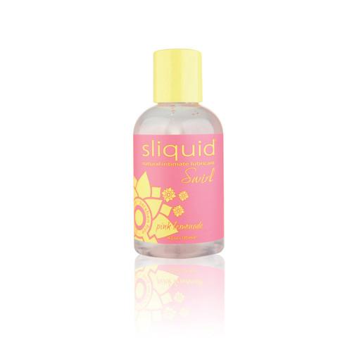 Sliquid Swirl 4.2oz Pink Lemonade