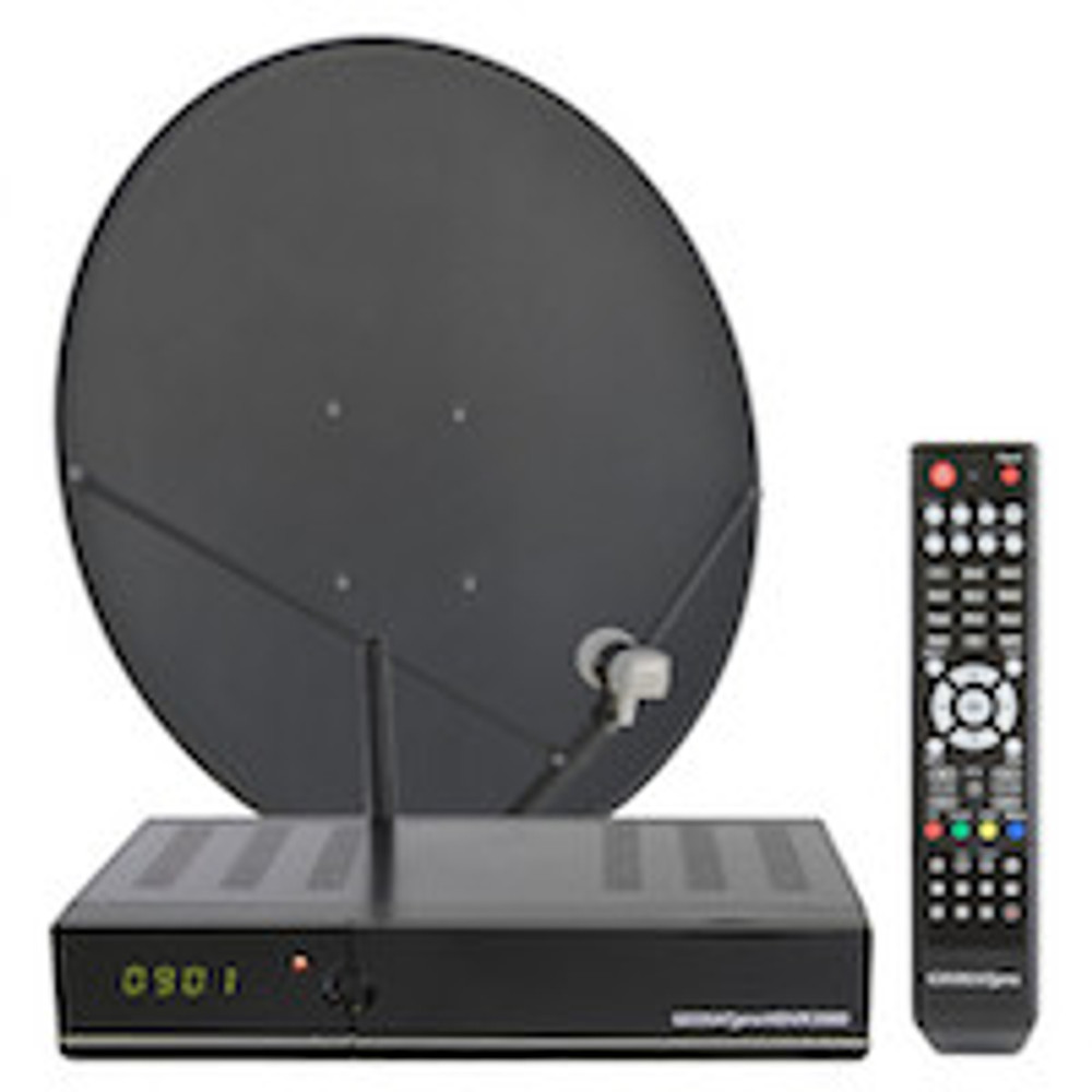 GLORYSTAR 3 ROOM HDVR3500 16GB SYSTEM - HD3