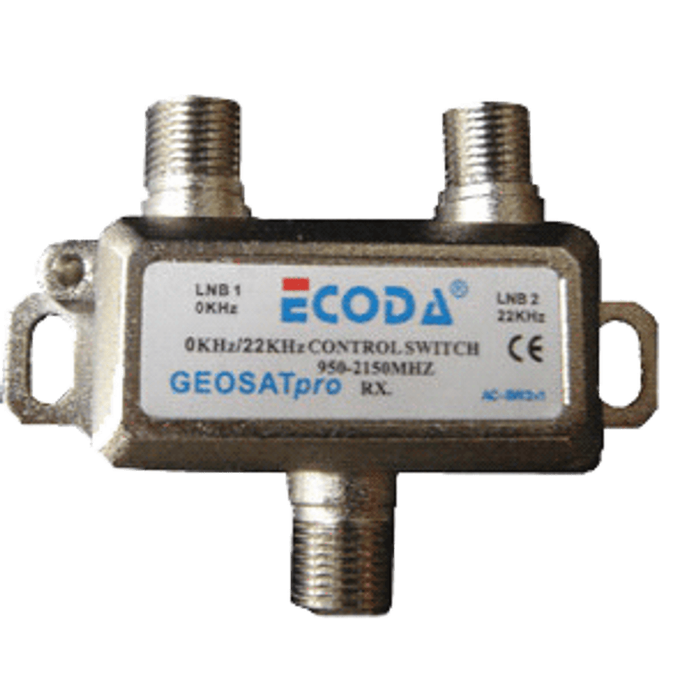SWITCH - 22KHZ ECODA 2X1