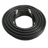 RG6 COAX CABLE 75' WITH COMPRESSION F-FITTINGS