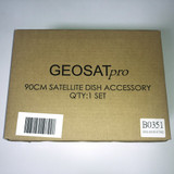 GEOSATpro 90cm (36in) Satellite Dish Accessories Kit
